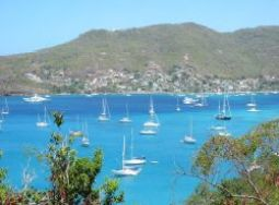 Bequia Admiralty Bay Anchorage