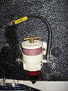 Fuel filter problem fixed