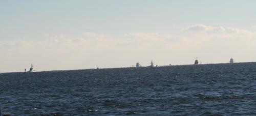Navy Fleet St. Marys Inlet