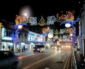Little India Deepavali Lights
