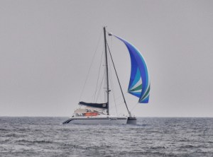 Tahina Flying Spinnaker