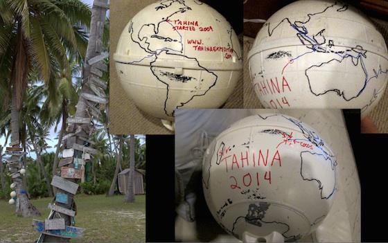 Tahina Globe