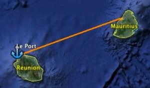Passage to Réunion