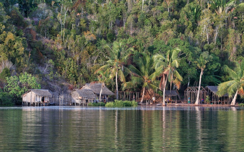 Baramahamay village