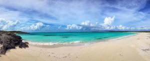North Flamingo Cay Beach