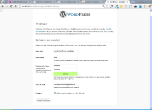 How to install WordPress locally on Windows PC with WAMP Server ?