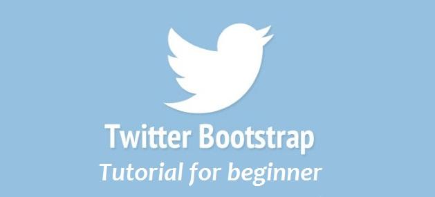 twitter bootstap beginner tutorial