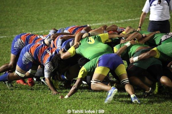 Rugby à XV – Océania 2015 : 'Il y a moyen pour nous d'arriver à faire quelque chose'.