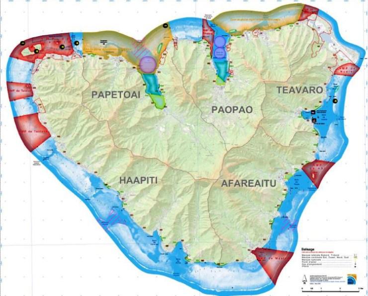 A Papetoai, la maldonne entre la réglementation et son application locale