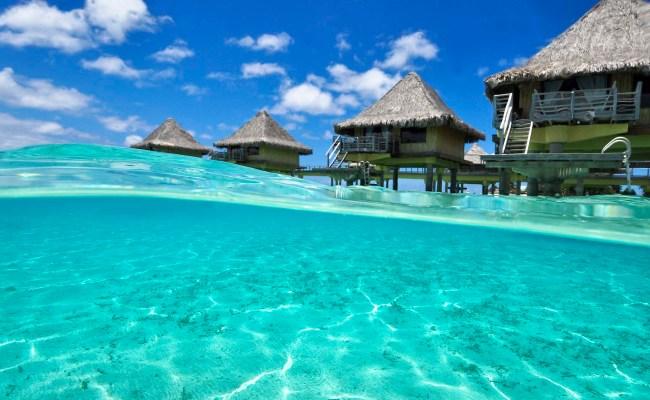 Intercontinental Bora Bora Le Moana Resort Tahiti