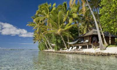 Vahine Island Private Resort, Taha'a | Tahiti.com