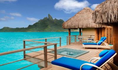 St Regis Bora Bora Resort - Marriott French Polynesia ...