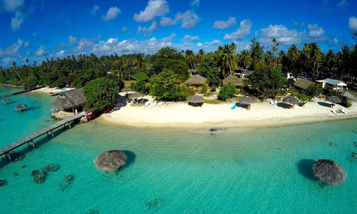 Tahiti Honeymoon Cruise
