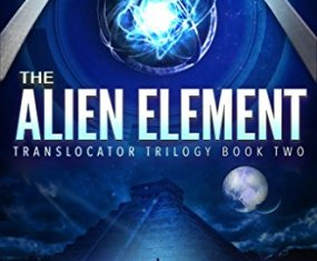Sci fi Review: The Alien Element (Translocator Trilogy 2) by MG Herron
