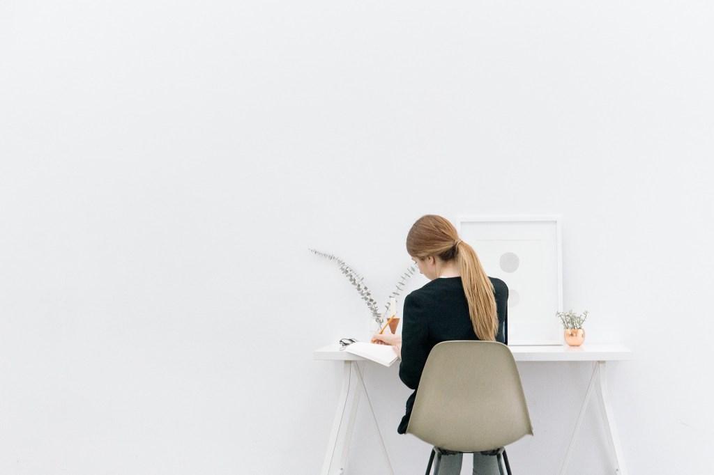 Writing success or failure