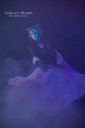 Steampunk-Renaissance-Mask