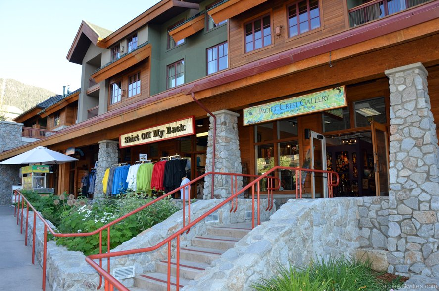 The Shops at Heavenly Village  Lake Tahoe Guide