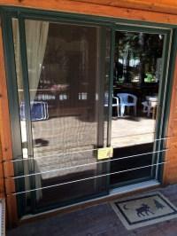 Sliding Glass Door: Sliding Glass Door Jam