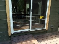 Bear Fences for Doors, Windows & More - Tahoe Bear Busters