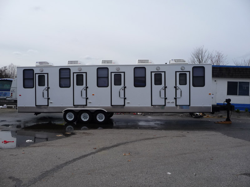 5 Room Trailer  Tahoe Industries Canada Ltd