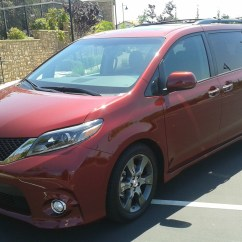 Toyota Sienna Captains Chairs Removal Table And Toys R Us Improvements In Latest