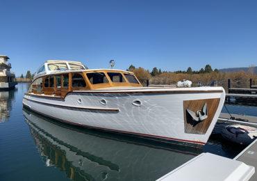 Legend, Exterior Starboard Side