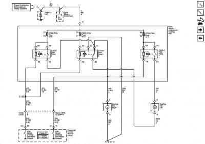 2004 pt cruiser stereo wiring diagram bean seed worksheet 05-06 escalade needed...cooling fan & relay block   chevy tahoe forum gmc yukon ...