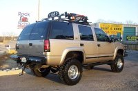 roof rack | Chevy Tahoe Forum | GMC Yukon Forum | Tahoe ...