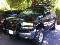 Yukon XL Yakima roof rack installed! | Chevy Tahoe Forum ...