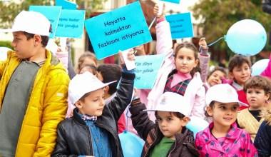 Çocuk aklı deme, çocuk haklı !!! Yavaş şehir Seferihisar'da çocuk olmak…