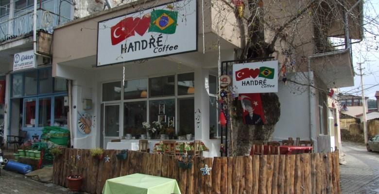 Ulamış'ta bir Brezilya'lı… Handre Cafe – Ulamış / Seferihisar