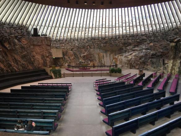 Rock Church - Helsinki