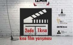 """""""2 Oda 1 Kısa"""" Evde yaşam kısa film yarışması"""