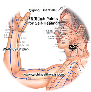 Master Tsao – Qigong Essentials: 36 Touch Points for Self-Healing