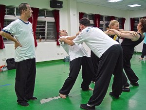 stage tai-chi Dao-in 2005