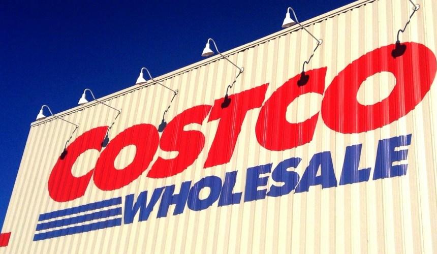 Todd & Crista go to Costco