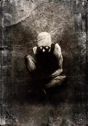 tarot.strach emocje i Qi