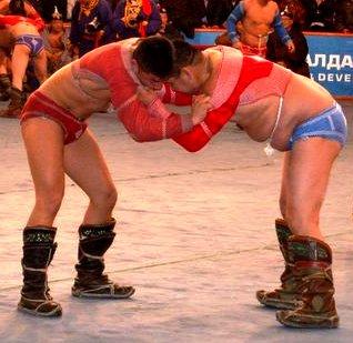zapasy zapasy mongolskie
