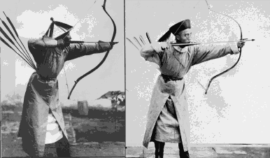 chinese-archers