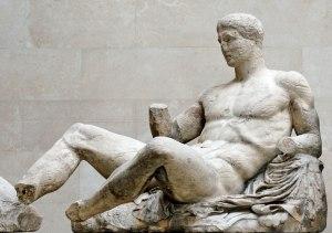 Greklas-Fidiasz-Dionysos-Parthenon czas na trening