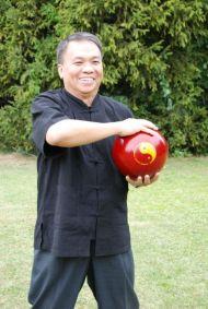 Tai-Chi-Ball Wolne pchające dłonie