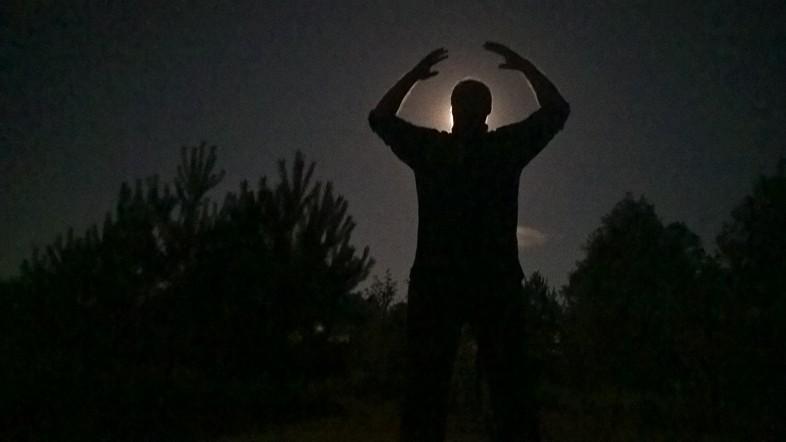 sto dni tai chi treningu pełnia księżyca
