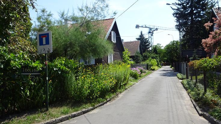 osiedle studenckie - ulica