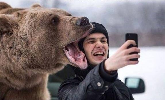 ruskie selfie