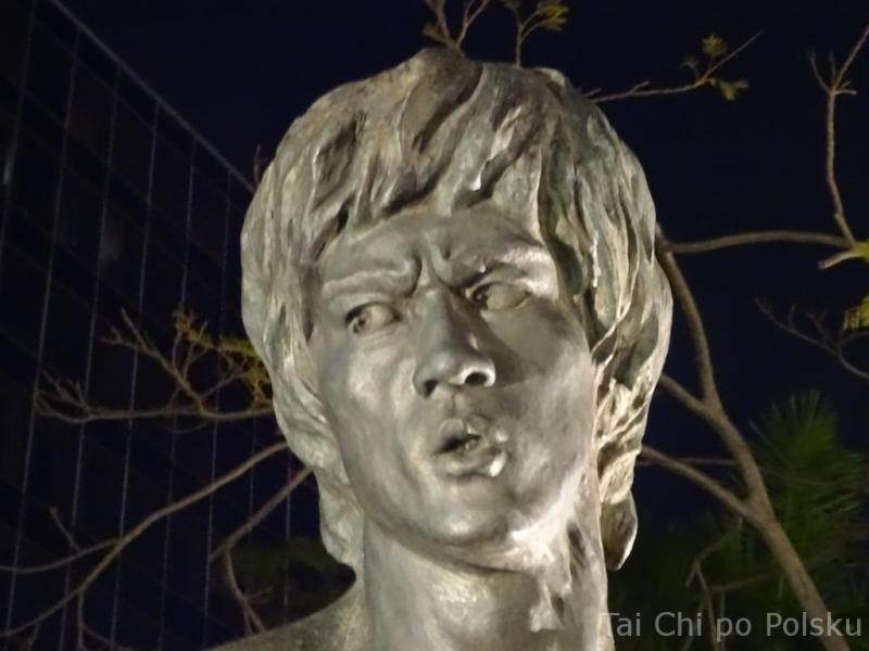 Pomnik Bruce'a Lee