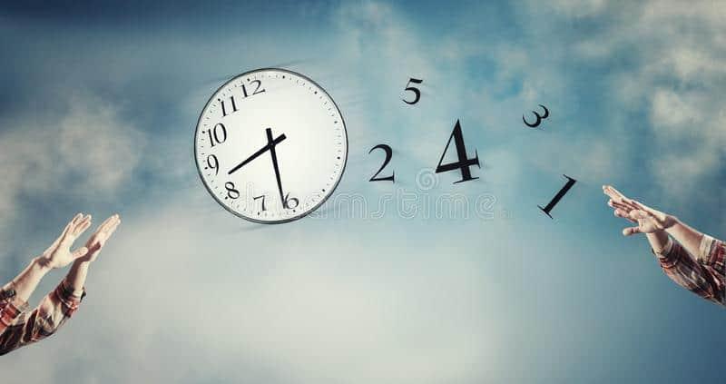 Z braku czasu