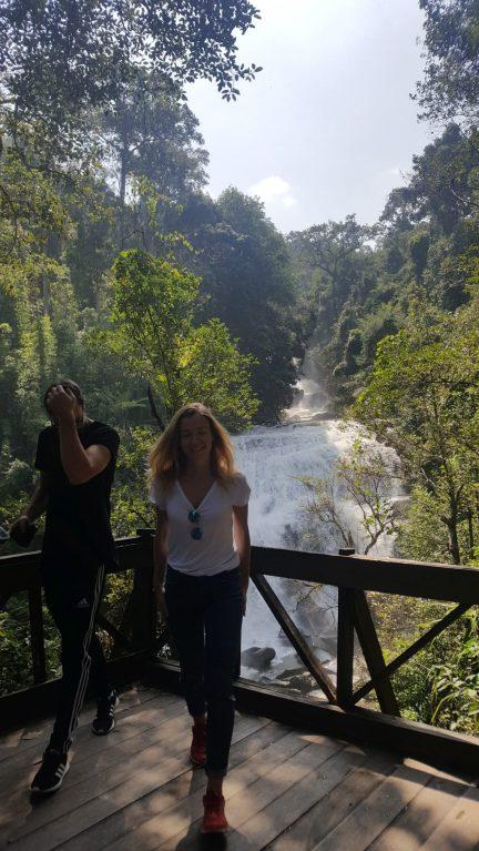 Doi Inthanon nacionalinis parkas
