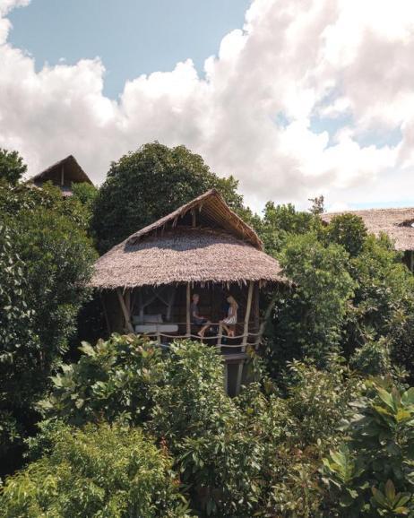 the island hideout viešbutis Tailande
