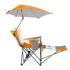 Super Brella Chair Dental With Accessories Sport Recliner Orange Green Communities Canada