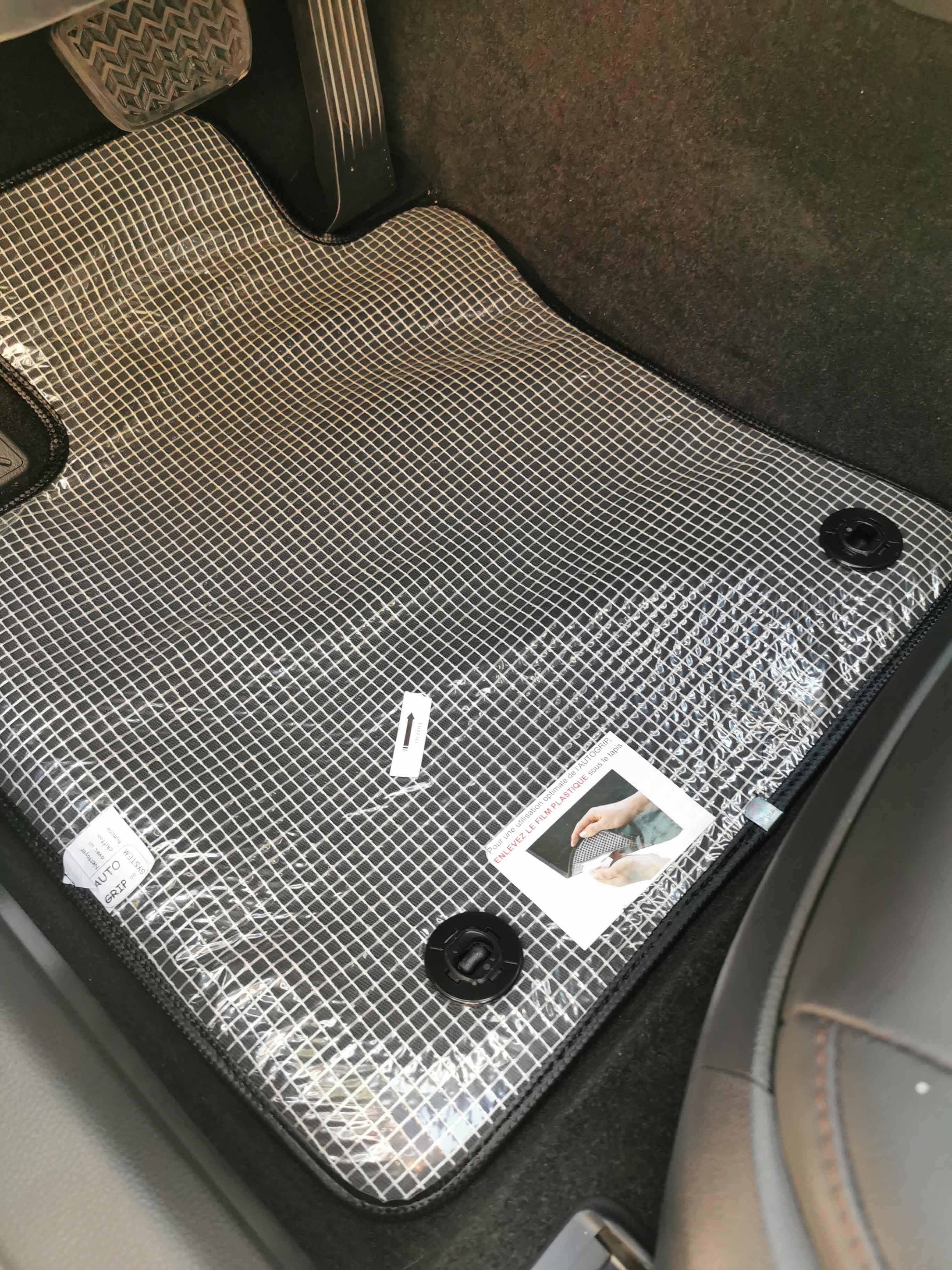 tapis caoutchouc voiture tailleurauto